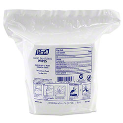 GOJO® Purell® Hand Sanitizing Wipes - 1700 ct.