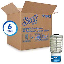 Scott® Essential Continuous Air Freshener - Ocean