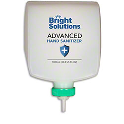 Bright Solutions® Advanced Foaming Hand Sanitizer Refill - 1000 mL