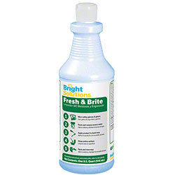 Bright Solutions® Fresh & Brite Bowl Cleaner - Qt.