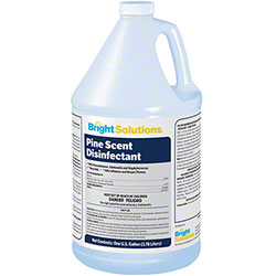 Bright Solutions® Pine Scent Disinfectant - Gal.