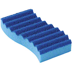 Bright Solutions® Blue Scrub Sponge