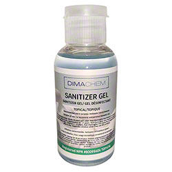 Dimachem Sanitizer Gel - 60 mL