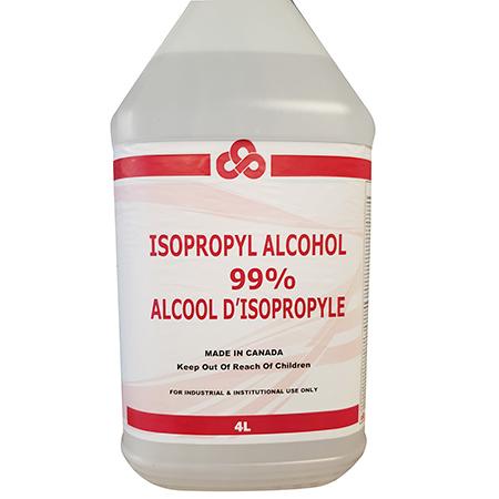 Alcohol ISP 99% - 4 L