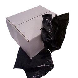 Black Utility Garbage Bags