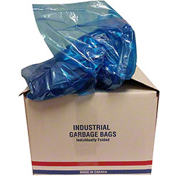 "Blue Regular Garbage Bag - 42"" x 48"", 0.70mil"