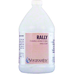 Rally   Foaming Antimicrobial Soap - Gal.
