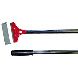 "Better Brush 48"" Floor & Window Scraper w/4"" Blade"