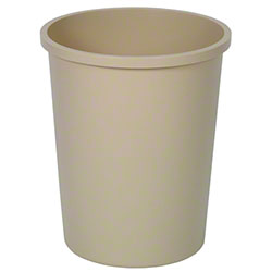 Continental Round Commercial Wastebaskets