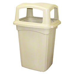 Continental Colossus™ Receptacle - 56 Gal., Four Openings