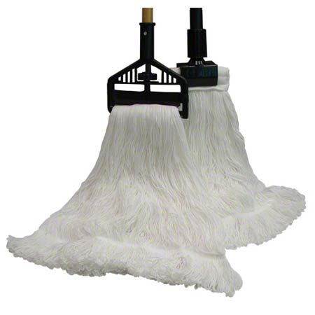 """Golden Star® Reflections™ Finish Mop - Large, 1 1/4"""""""