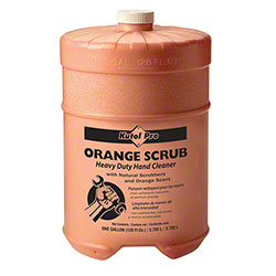 Kutol® Pro Orange Scrub Hand Cleaner w/Scrubbers - Gal. Flat Top