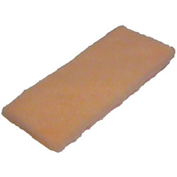 "Lambskin Floor Care Synthetic Refill Pad - 24"" x 7"""