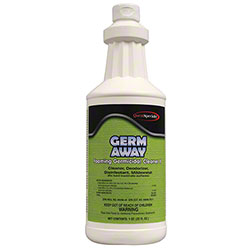 Quest Germ Away Foaming Germicidal Cleaner II - Qt.