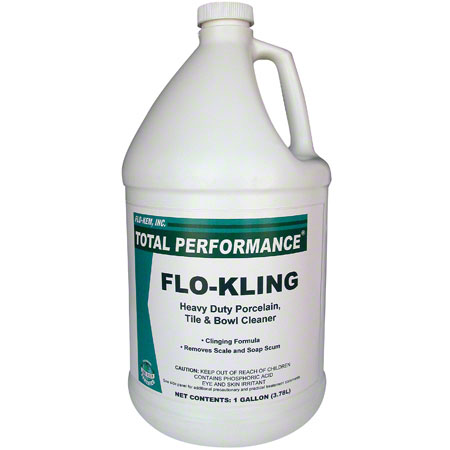 Flo-Kem Flo-Kling HD Porcelain, Tile & Bowl Cleaner - Gal.