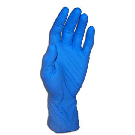 Nitrile Dark Blue Non-Powdered Glove - XL