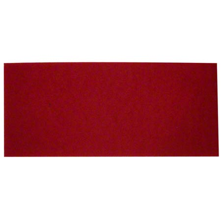 "Clarke® Boost® Pad - 14"" x 28"", Red"