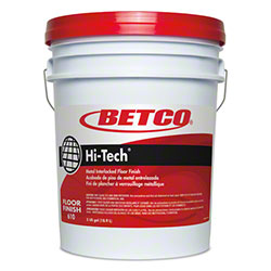 Betco® Hi-Tech® Floor Finish - 5 Gal. Pail