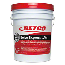 Betco® Express® Floor Finish w/SRT™ - 5 Gal. Pail