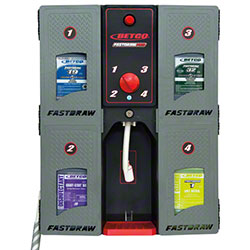 Betco® FastDraw Pro® Airgap Four Product Dispenser