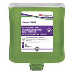 SCJP Solopol® Lime Medium-Heavy Duty Hand Cleaner - 2 L