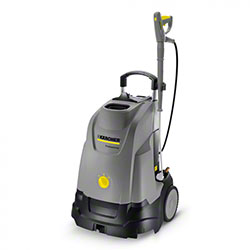 Karcher® HDS 1.7/12 U Ed Upright Hot Water Pressure Washer
