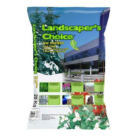 Kissner Landscaper's Choice® Ice Melter w/CMA - 44 lb Bag