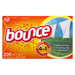 P&G Bounce® Dryer Sheets - 200 ct.