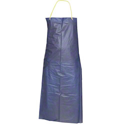 "RONCO COVERME™ Blue Vinyl Apron - 45"" x 35"""
