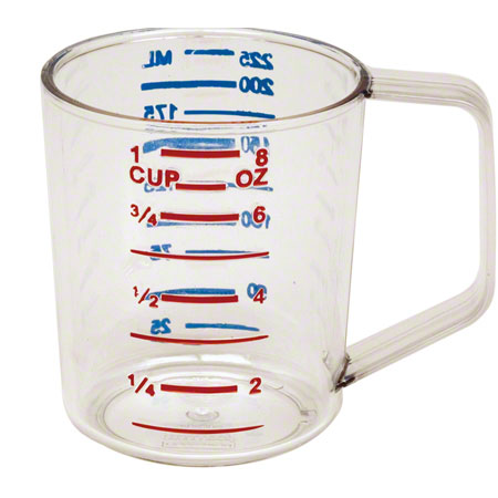 Rubbermaid® Bouncer® Measuring Cup - 1 Cup