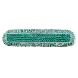 "Rubbermaid® HYGEN™ Microfiber Fringed Dust Mop -36"", GN"