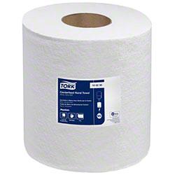 Tork® Premium Centerfeed 1-Ply Hand Towel - White