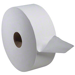 "Tork® Advanced 2-Ply Jumbo Roll Bath Tissue -3.6"" x 1600'"