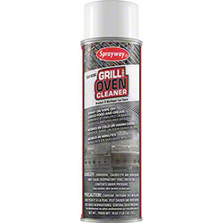 Sprayway® Grill & Oven Cleaner - 510g