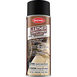 Sprayway® Leather Cleaner & Conditioner - 396g