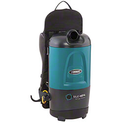 Tennant V-BP-6 Backpack Vacuum w/Base Kit - 6 Qt.