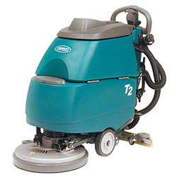 "Tennant T2 Walk-Behind Compact Scrubber - 17"" Disk"
