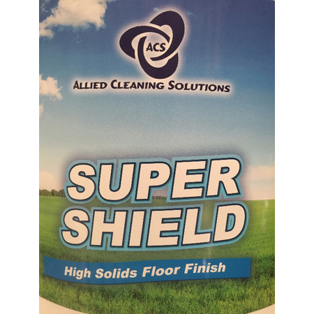 Super Shield High Solids Floor Finish - 5 Gal.