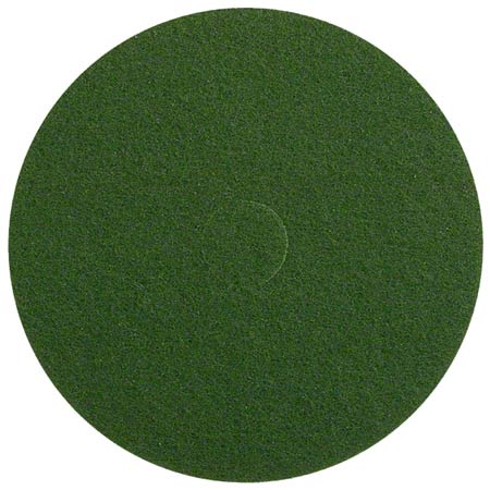 "ETC Green 1"" Scrub Pad - 19"""