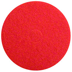 ETC Red Spray Buff Pad - 19""