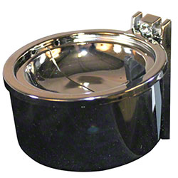 Impact® Deluxe Hinged Metal Wall Ash Tray