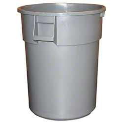 Impact® Basic Gator™ Container - 55 Gal., Gray