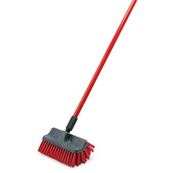 Libman® Dual-Surface Scrub Brush Head Only