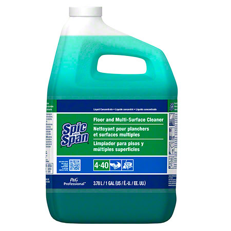 P&G Spic & Span® Floor & Multi Surface Cleaner 4-40 - Gal.