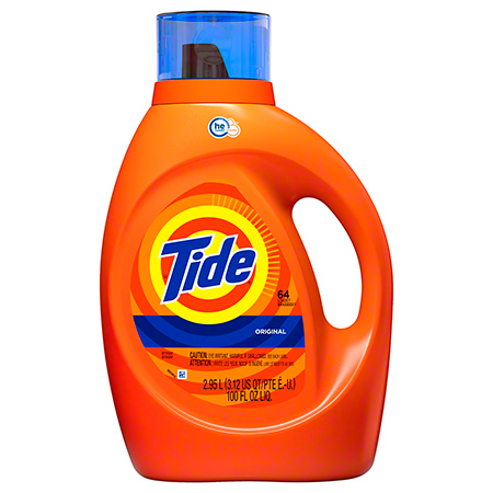 P&G Tide® Liquid 2x HE Laundry Detergent -100 oz.