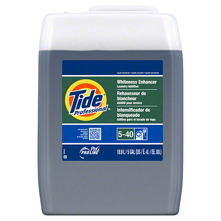 Pro Line® Tide® Whiteness Enhancer - 5 Gal., Closed Loop