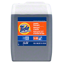 Pro Line® Tide® 2X Laundry Detergent-5 Gal., Closed Loop