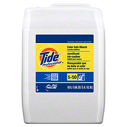 Pro Line® Tide® Color Safe Bleach - 5 Gal., Closed Loop