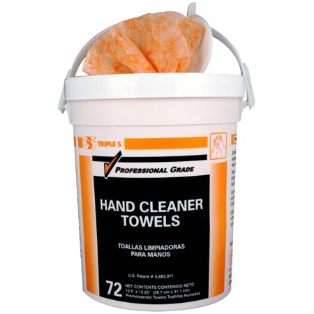 SSS® Hand Cleaner Towel