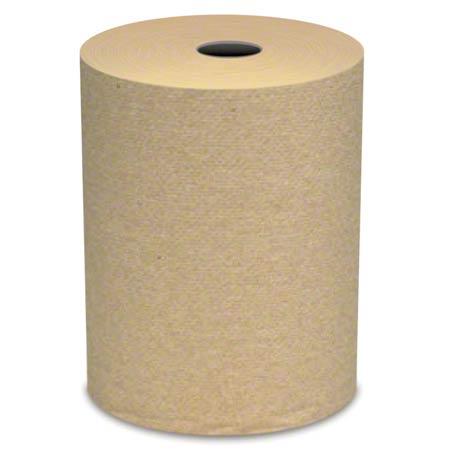 """Von Drehle Preserve® Natural Hardwound Towel -7.9"""" x 600'"""